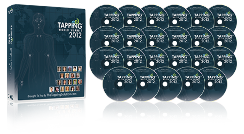 2012 Tapping World Summit - CDs and Manual - Digital Access